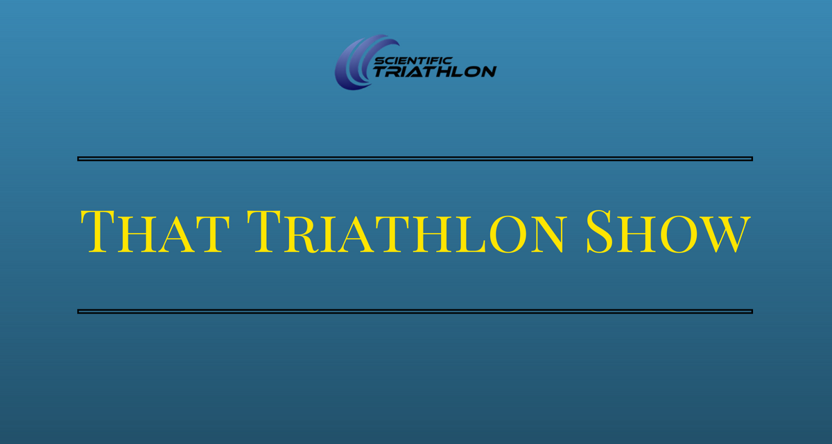 That Triathlon Show - Live interviews with triathletes, triathlon coaches, and experts